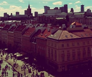 aesthetic, city, and Poland image