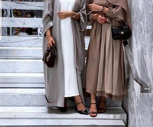 stylish, عبايه, and كشخه image