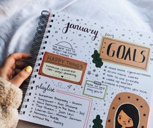 goals, january, and bulletin image
