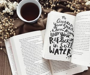books and coffee image