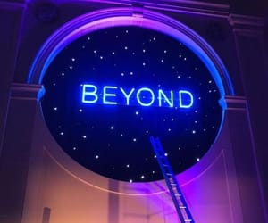 neon, beyond, and aesthetic image