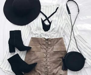 clothes, clothing, and moda image