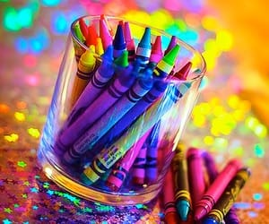 colorful, colors, and couleurs image