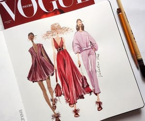 fashion and sketches image