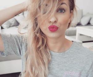 beautiful, girl, and I love it image