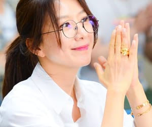 korean actress, script reading, and second to last love image