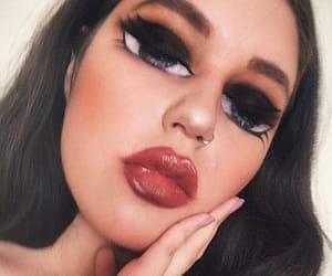 art, bratz, and makeup look image