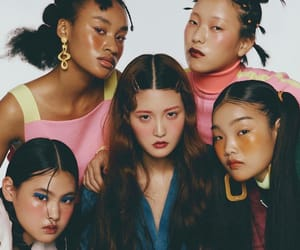 asian, poc, and editorial image