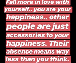 happiness, quotes, and selflove image