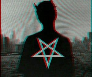 satan image