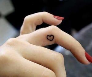 tatoo and love image