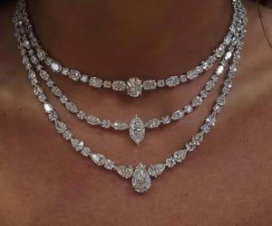diamond, jewelry, and luxury image