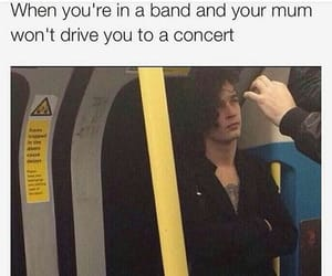 the 1975, funny, and train image