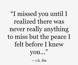 growth, missing you, and quotes image