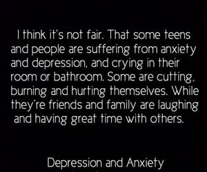 anxiety, depression, and fair image