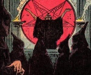 Devil and satan image