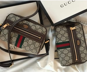 gucci, handbag, and luxe image
