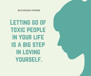 loving and toxic people image