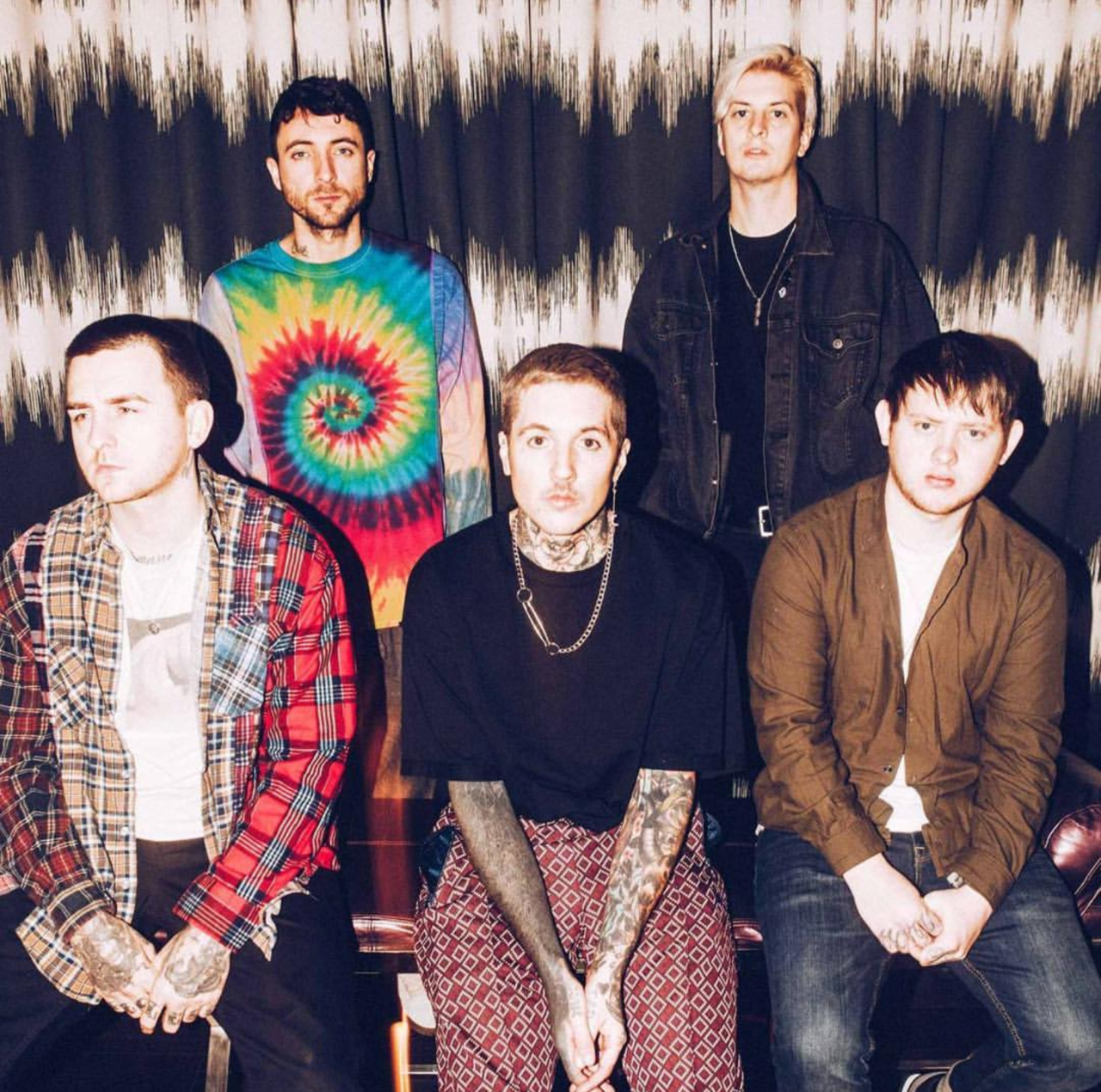 alternative, band, and bmth image