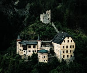 beautiful, castle, and inspiration image