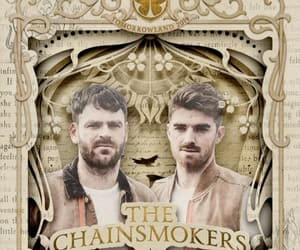 the chainsmokers, alex pall, and tomorrowland image