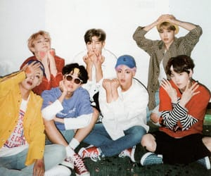 v, bts, and rm image