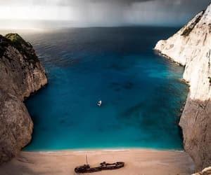 beach, explorer, and exploring image