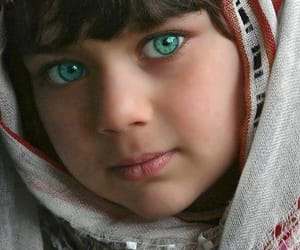 blue, children, and eyes image