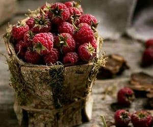 berries, raspberries, and fruit image