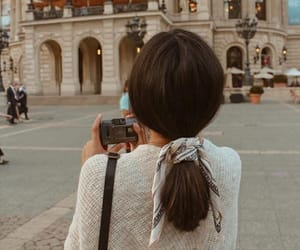 girl, mood, and travel image
