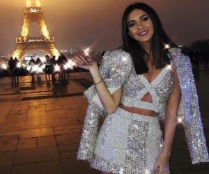 paris, style, and dress image