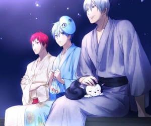 anime, kuroko no basket, and anime boys image