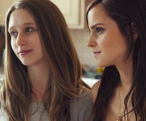 emma watson, taissa farmiga, and the bling ring image