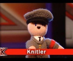 knitler and cute image