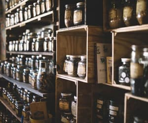 boutique, herbs, and shop image