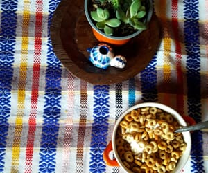 breakfast, cereal, and healthy image