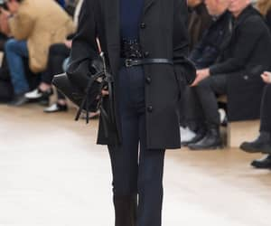 coat, Couture, and dress image