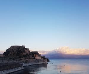 aesthetic, Greece, and sky image