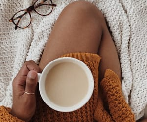 body, cozy, and fall image