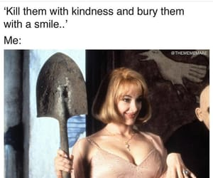 addams family, kindness, and dark image