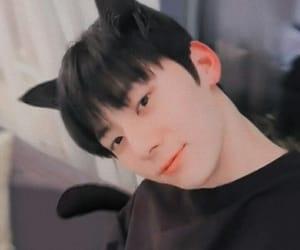 boyfriend material, minhyun, and hwang minhyun image