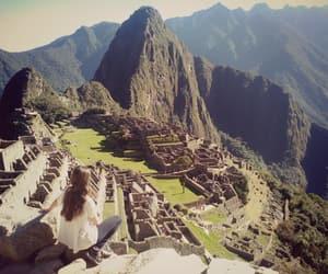 free, machu picchu, and travel image