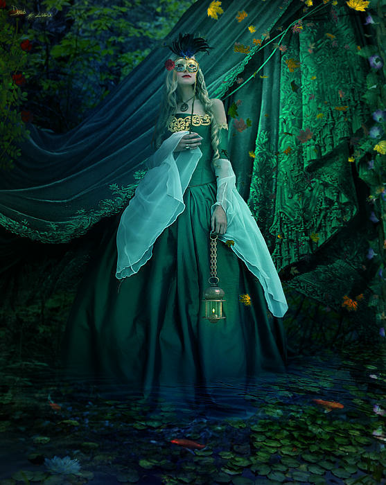 fairytale, princess, and medieval image