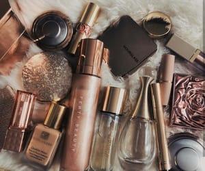 cosmetics, dior, and estee lauder image