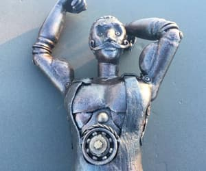 etsy, steam punk, and bodybuilding image