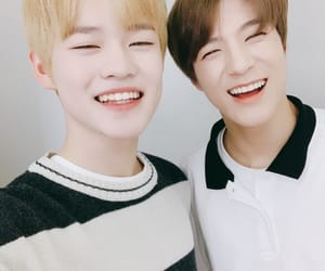 chenle, jeno, and ♡nct♡ image