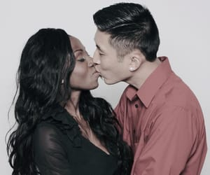 beautiful, Relationship, and ambw image