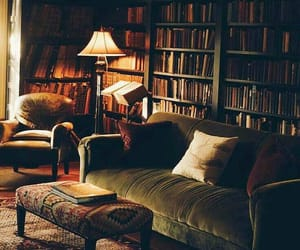 aesthetic, books, and bookshelves image