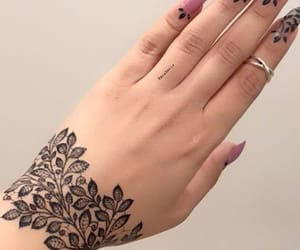 Free Printable Henna Tattoo Nail Art Best Nail Art