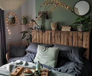 home, decor, and lights image
